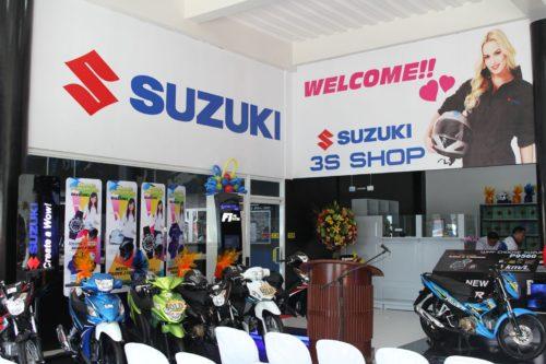 Suzuki SMDI 3S Shop Opening in Jaro Iloilo