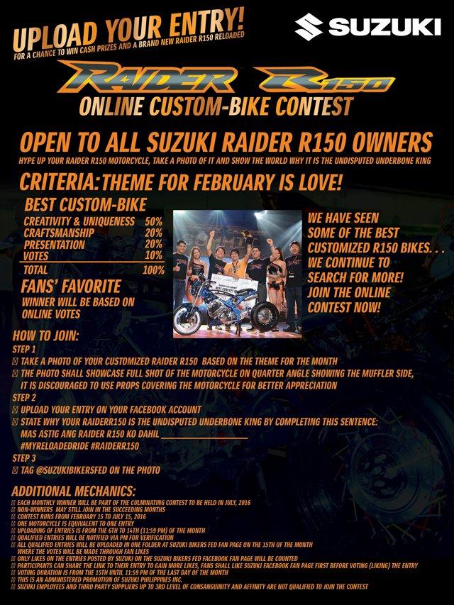 R150-ONLINE-CUSTOM-BIKE-CONTEST-FEB