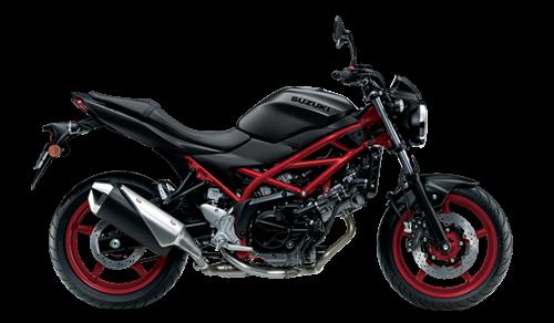 suzuki big bike sv650 abs metallic matte black
