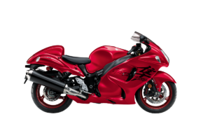 suzuki hayabusa big bike candy darling red