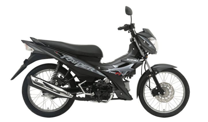 Raider J115 Fi – Spokes Premium Edition
