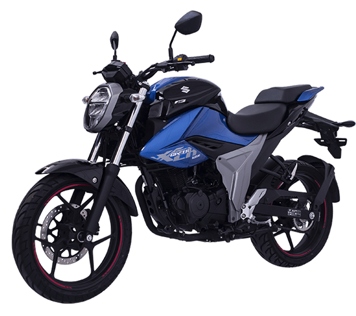 full packed motorcycle suzuki gixxer fuel injected philippines