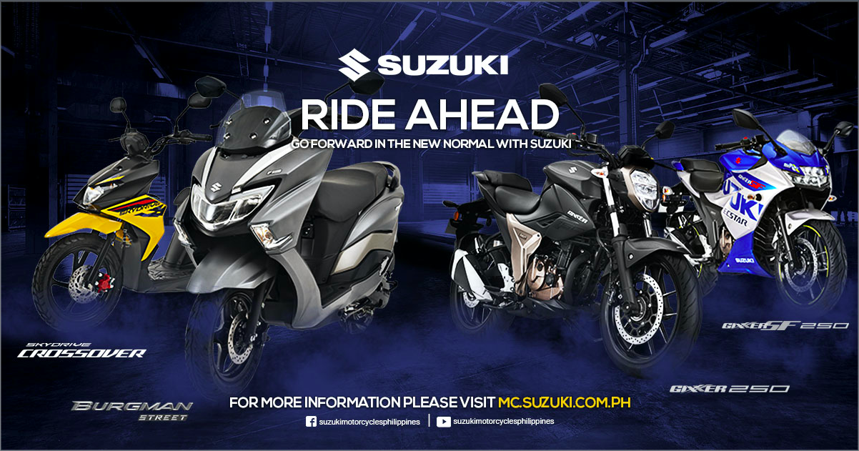 Suzuki Philippines Ride Ahead