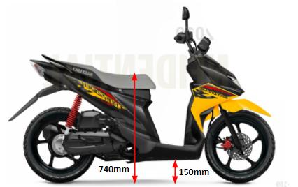 suzuki skydrive crossover motorcycle dealers